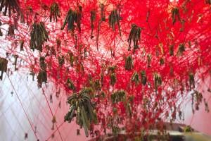 Chiharu Shiota: The Key in the Hand