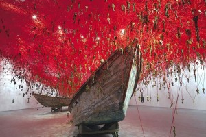 Chiharu Shiota: The Key in the Hand