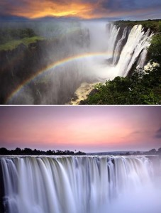 Unreal Places- in the world