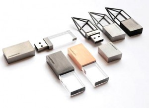 15 Beautifully designed products - USB flash drive