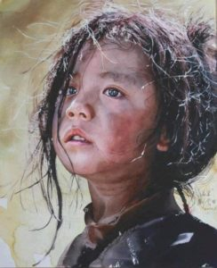 watercolor-portrait-for-child