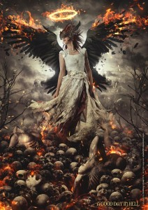 A-Good-Day-In-Hell-Stunning Photo-Manipulations