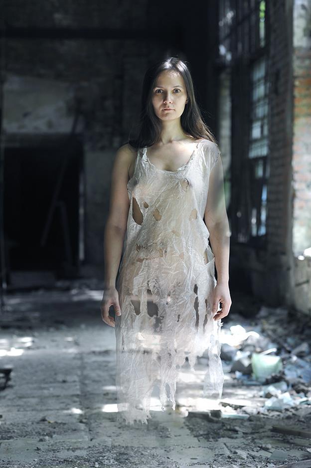 ghost girl stunning photo manipulations sky rye design