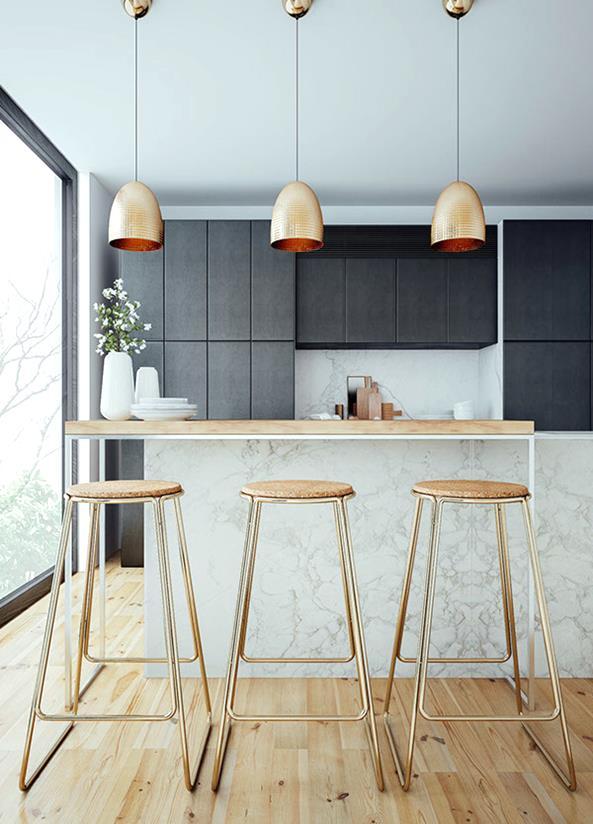 Kitchen-home building designs-modern building design-building design-architectural plan