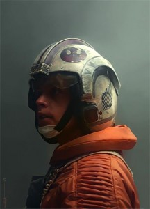 Luke Skywalker by Euclase-illustration-draw-inspiration