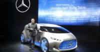 New luxury Mercedes Benz for urban hipsters!