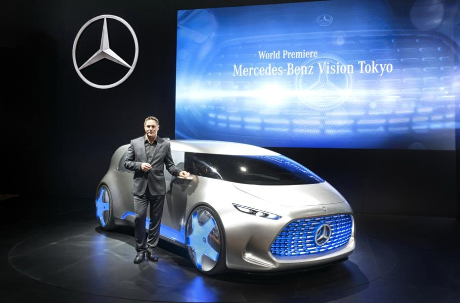 Mercedes-Benz-Vision-Tokyo-7-Mercedes Benz for urban hipsters