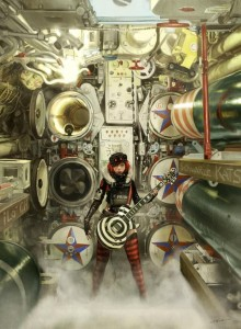 Ready for launch! by stonehouse-illustration-draw-inspiration