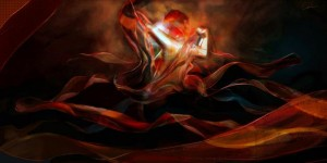 Sultana-Roja-840x420-Great digital ArtWorks by Francisco Albert