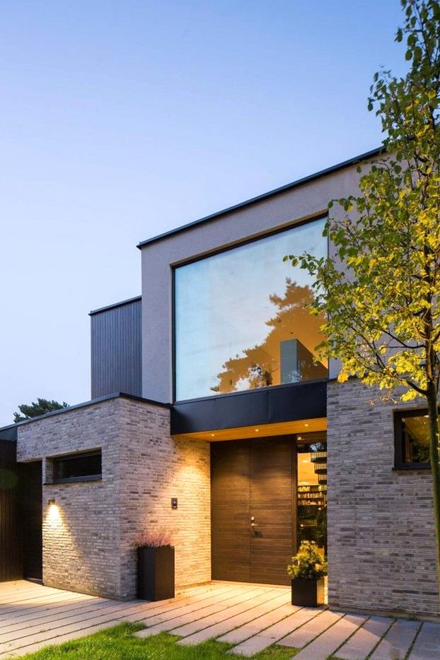 10 modern homes architecture sky rye design for Architecture and design