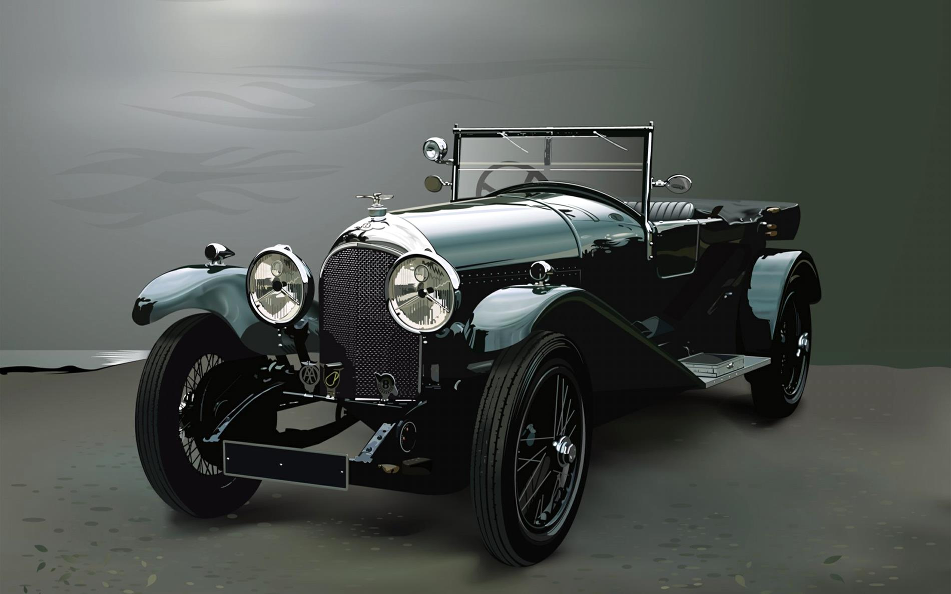 The-Best-Vintage-Car-Wallpapers-2-Best Vintage Car-wv-aston martin-ferarri