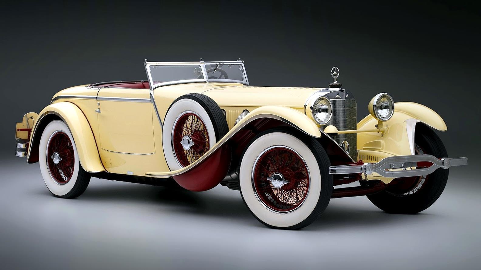 30 The Best Vintage Cars | Sky Rye Design