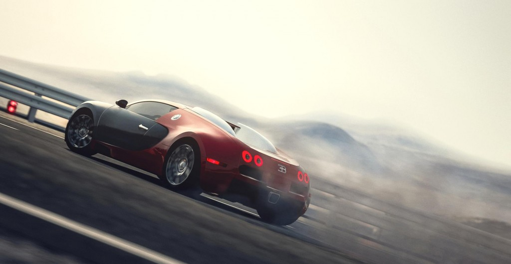 bugatti-veyron-stunning car pictures