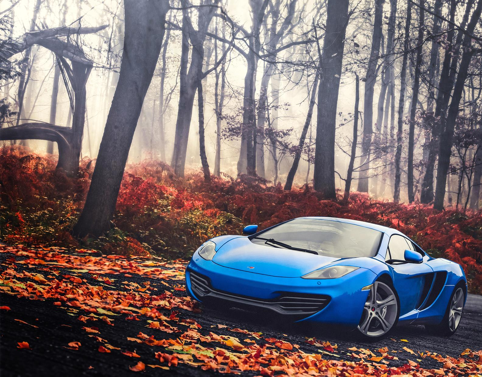 mclaren-2-stunning car pictures
