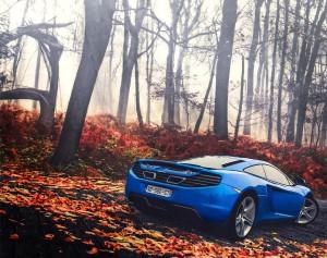 mclaren-stunning car pictures