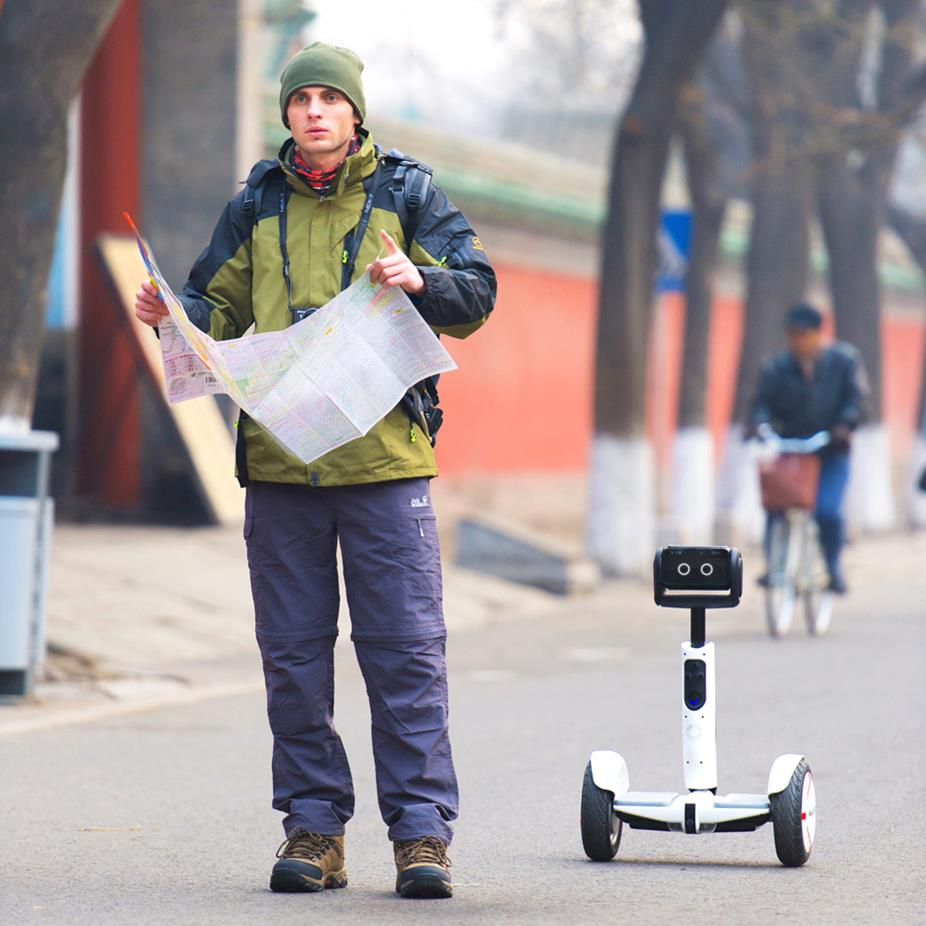1-Your personal alive Segway-segway-transporter