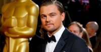 "Leonardo DiCaprio received his first ""Oscar""!"