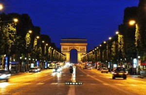 Champs-Elysees-Paris-France-magnificent-streets -most-visited-cityes