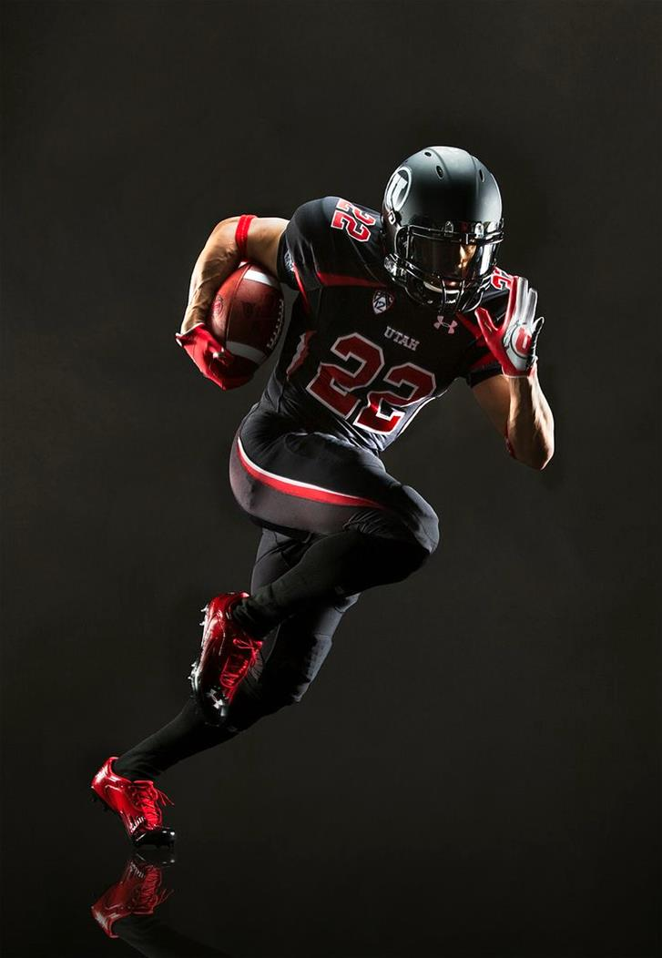 University of Utah Football by Kevin Winzeler-photography-photos-photo-archive-archival-photos_photographic-pictures