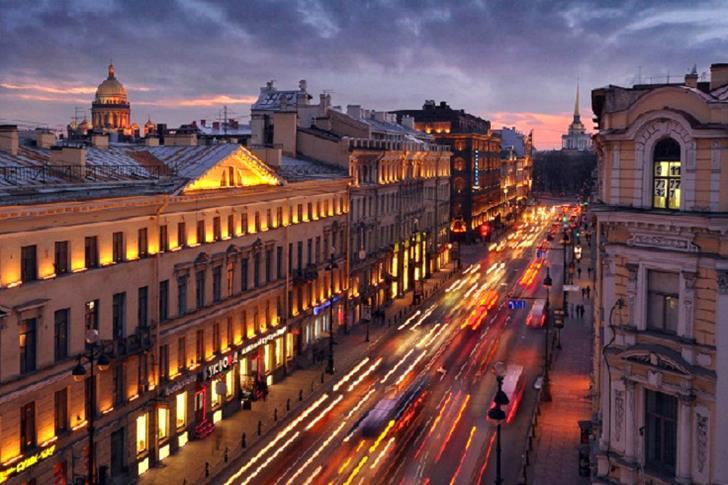 nevsky-prospect-magnificent-streets -most-visited-cityes