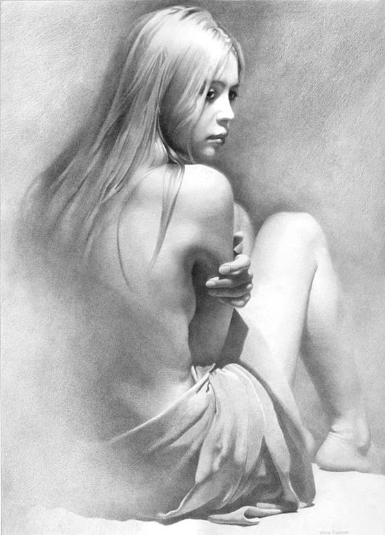 6-Hyper-Realistic-Pencil-Drawings-art-draw-how to draw realistic pencil portraits