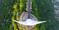 18 cool photos from the bird's flight