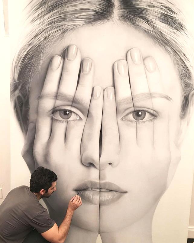 tsitoghdzyan1-Hyper-Realistic-Pencil-Drawings