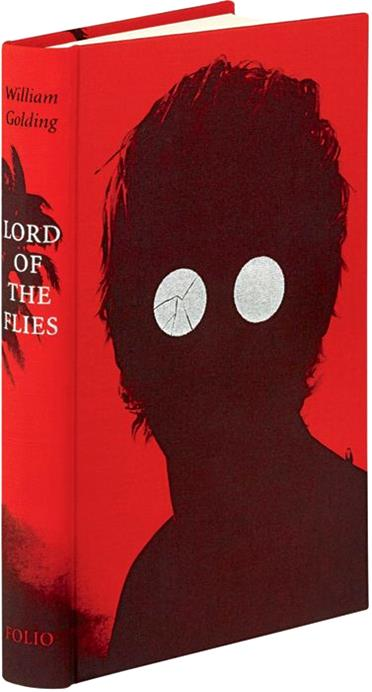 Lord of the Flies Book Cover-cover-books-design-illustrations