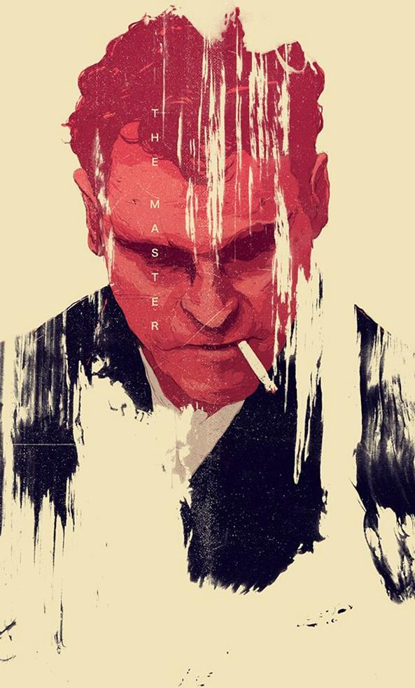 The Master by Simon Prades-Magnificent Illustrations-Drawings_paints