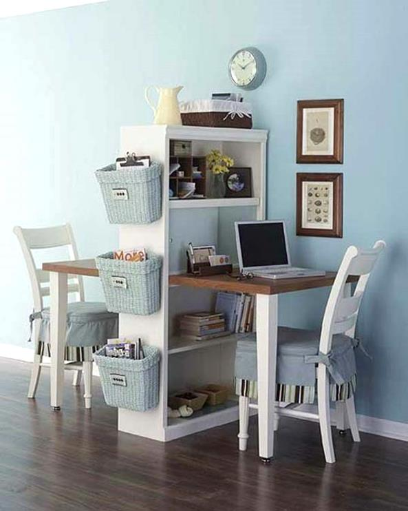 clever-office-organisation-1-diy-office-table-office-diy-Diy-office-decor-ideas