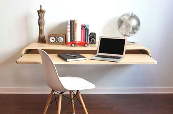 Enjoyable Top 30 Stunning Diy Projects To Organize Your Office Sky Rye Design Inspirational Interior Design Netriciaus