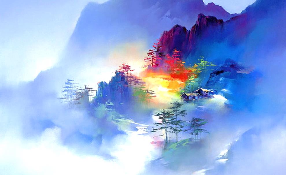 1000kehong1-famous artist-watercolor artists-new artists-painting artists-art painting-painter artist