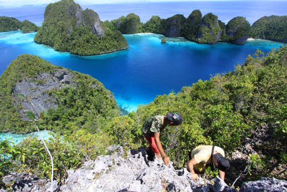 PIANEMO ISLANDS (RAJA AMPAT), INDONESIA