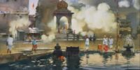 Watercolor on the verge of fantasy (20 photos)