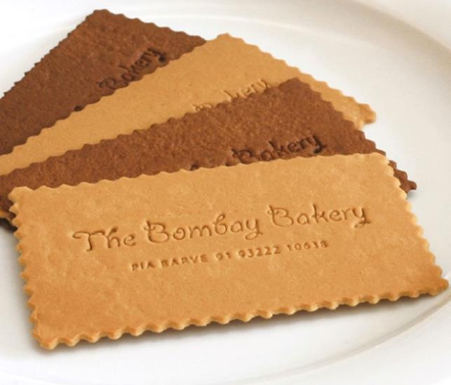20 genius business cards