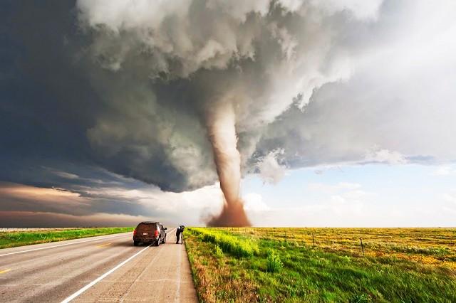 Storm Chasing in Tornado Valley