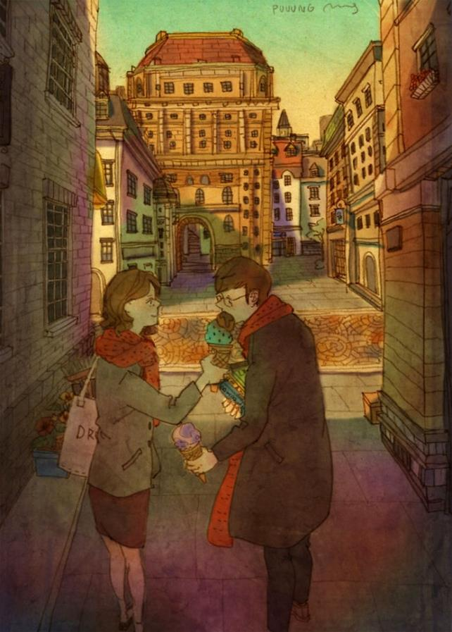 tyu6-Magnificent Illustrations-loves-will touch everyone