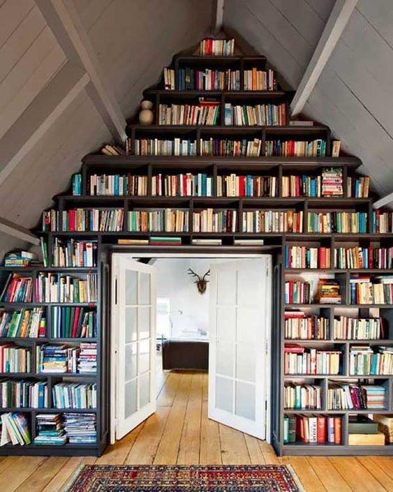 convenient shelves