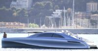Mercedes Yacht – New design