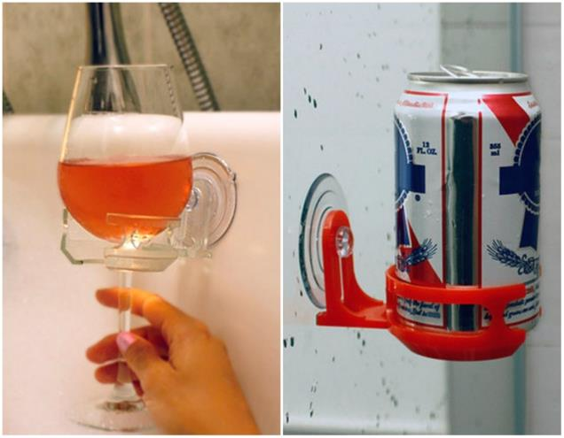 A portable cup holder
