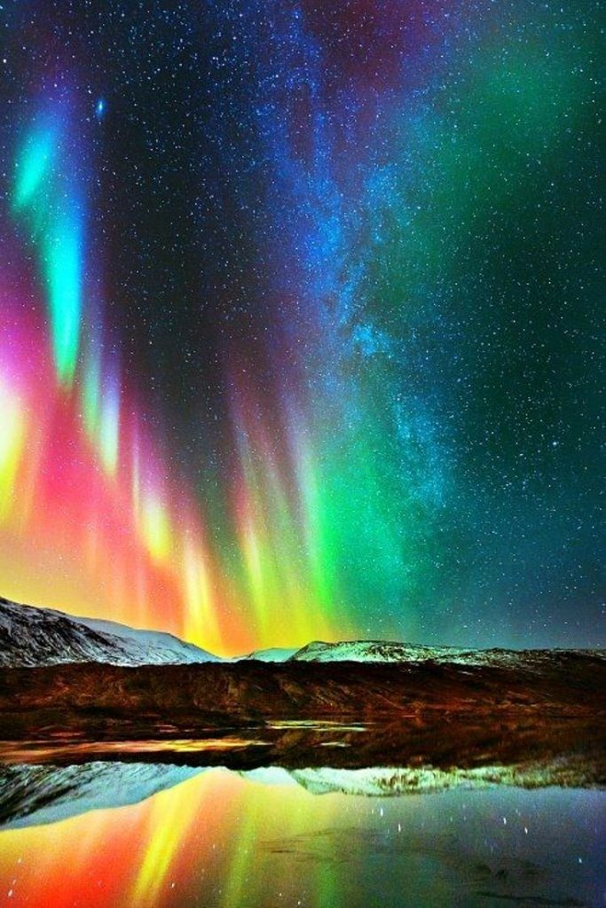 Top 15  Stunning Photos Of The Northern Lights
