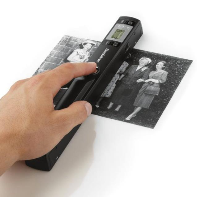 The portable document and photo scanner
