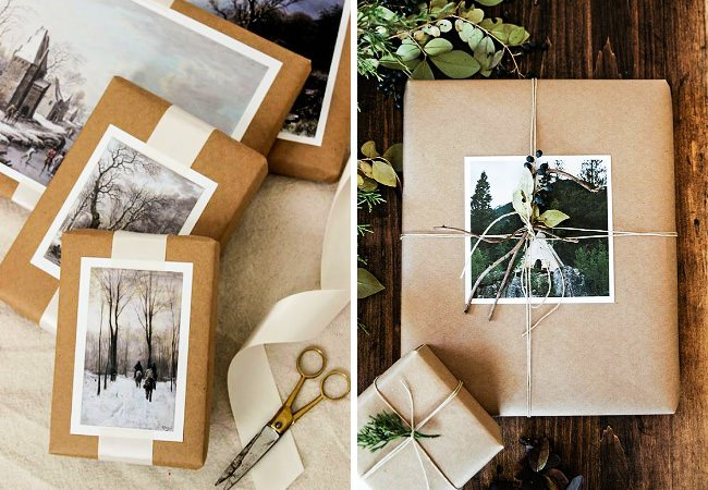 Decor photographs and postcards1