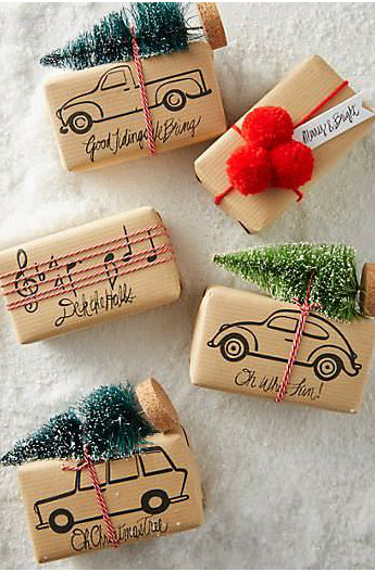 christmas gift packaging ideas1