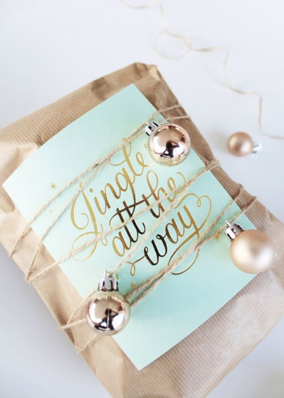 gift packaging diy
