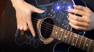 the electronic orchestra for your guitar chords