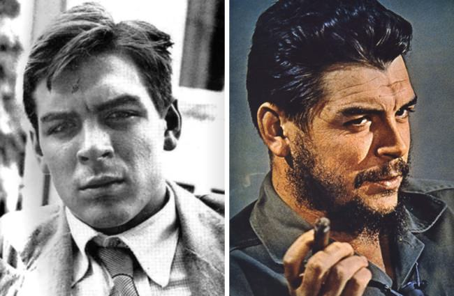 Ernesto Che Guevara- cast of glory road