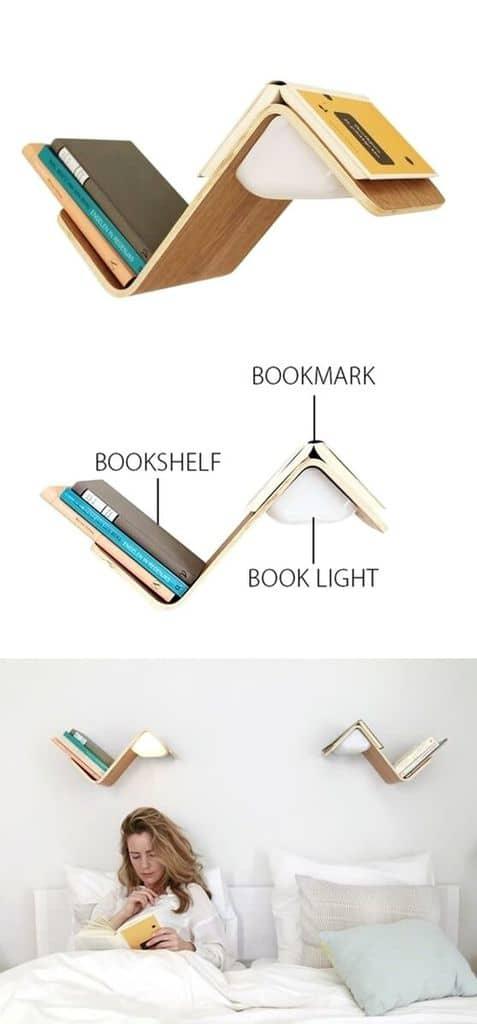 lamp-bookmarks light- diy-home-decor