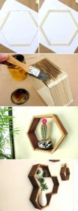 frame-diy-handmade- DIY-craft-projects-for-the-home-diy-and-crafts
