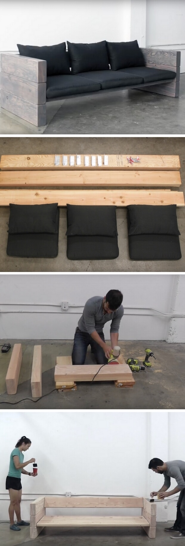 diy sofa ideas